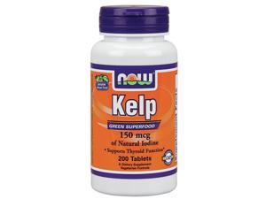 Kelp 150mcg - Now Foods - 200 - Tablet