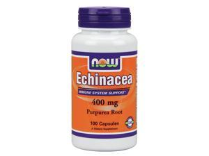 Echinacea Root Purpurea 400mg - Now Foods - 100 - Capsule