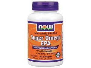 Super EPA 1200mg - Now Foods - 60 - Softgel