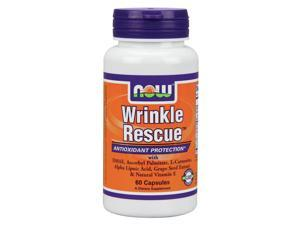 Wrinkle Rescue - Now Foods - 60 - Capsule