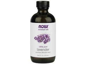 Lavender Oil - Now Foods - 4 oz - EssOil