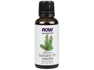 Balsam Fir Needle Oil - Now Foods - 1 oz - Oil