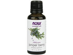 Juniper Berry Oil - Now Foods - 1 oz - EssOil