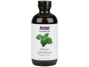 Patchouli Oil - Now Foods - 4 oz - Liquid