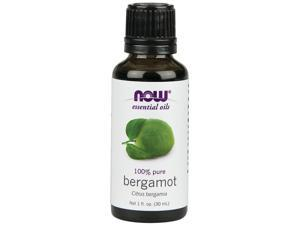 Bergamot Oil - Now Foods - 1 oz - EssOil