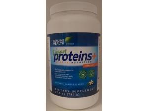 Vegan Proteins+ Vanilla - Genuine Health - 780 g - Powder