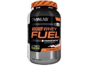 100% Whey Fuel Strawberry Shortcake - Twinlab, Inc - 2 lbs - Powder