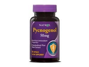 Pycnogenol 50mg - Natrol - 60 - Capsule