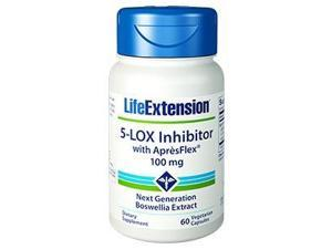 5-Lox inhibitor with Apresflex - Life Extension - 60 - VegCap