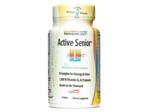 Active One Senior Multivitamin - Rainbow Light - 30 - Tablet