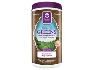 Essentials Greens - Genesis Today Inc - 15.5 oz - Powder