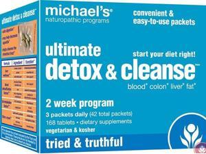 Ultimate Detox & Cleanse - Michael's Naturopathic - 42 - Kit
