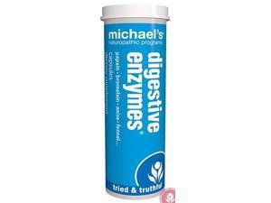 Digestive Enzymes-Traveler Tube - Michael's Naturopathic - 20 - Capsule