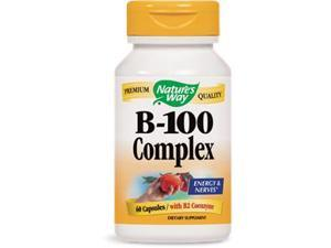 B-100 Complex - Nature's Way - 60 - Capsule
