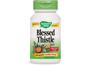 Blessed Thistle - Nature's Way - 100 - Capsule
