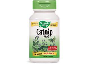 Catnip Herb - Nature's Way - 100 - Capsule