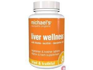 Liver Wellness - Michael's Naturopathic - 60 - Tablet