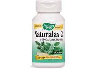 Naturalax #2 - Nature's Way - 100 - Capsule