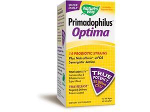 Primadophilus Optima - Nature's Way - 60 - VegCap