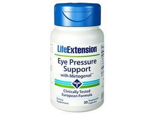 Eye Pressure Support With Mirtogenol - Life Extension - 30 - VegCap