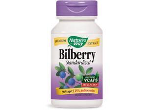 Bilberry - Nature's Way - 90 - VegCap