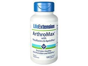 ArthroMAX with Theaflavin & AprsFlex - Life Extension - 120 - VegCap