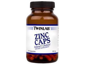 Zinc 50mg - Twinlab, Inc - 180 - Capsule