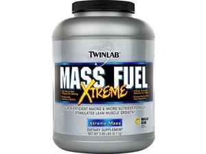 Mass Fuel Extreme Chocolate - Twinlab, Inc - 5.95 lb - Powder