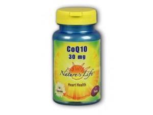 CoQ10 30mg - Nature's Life - 50 - Capsule