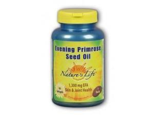 Evening Primrose Oil 1300mg - Nature's Life - 50 - Softgel