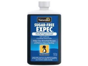 Herbal Expectorant II - Sugar Free - Naturade Products - 4 oz - Liquid