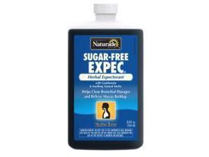 Herbal Expectorant II (sugar free) - Naturade Products - 8 oz - Liquid