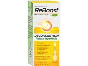 Reboost Nasal Spray - Bhi (Heel) - .65 oz - Liquid