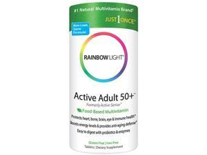 Active Adult 50+ Multivitamin - Rainbow Light - 30 - Tablet