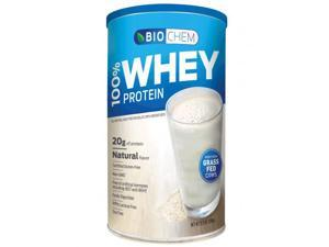 100% Whey Protein-Natural - Biochem - 12.3 oz - Powder