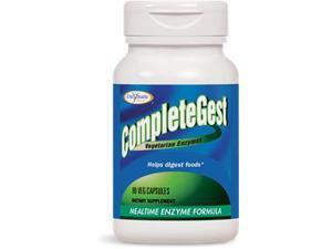 Completegest (as seen in First Magazine) - Enzymatic Therapy Inc. - 90 - Capsule