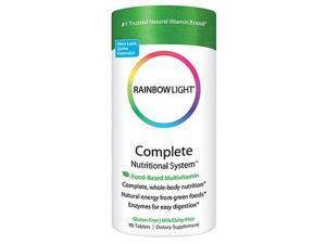 Complete Nutritional System - Rainbow Light - 180 - Tablet