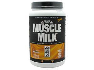 Muscle Milk Mocha Latte - Cytosport - 2.48 lbs - Powder