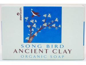 Clay Soap Song Bird - Zion Health - 6 oz - Bar Soap
