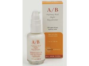 Facial Rejuvenator-Beta Ginseng Alpha/Beta Hydroxy Acid Rejuvenator - Earth Science - 1 oz - Liquid