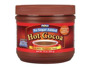 Hot Cocoa Mix, No Sugar Added, Rich Milk Chocolate Taste, Sweetened with Better