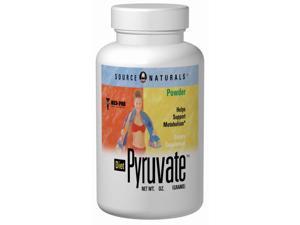 Diet Pyruvate 750mg - Source Naturals, Inc. - 90 - Capsule