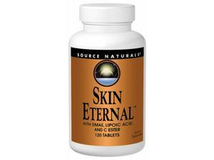 Skin Eternal w/ DMAE Lipoic Acid and Ester C - Source Naturals, Inc. - 60 - Tablet