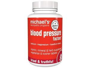 Blood Pressure Factors - Michael's Naturopathic - 180 - Tablet