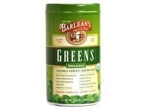Barlean's Greens - Barlean's - 8.46 oz - Powder