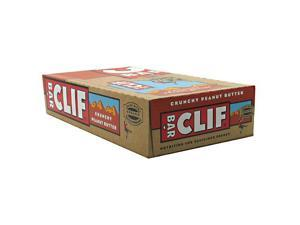 Crunchy Peanut Butter - Box - Clif Bar - 12 Bars - Box