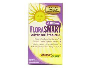 FloraSMART 6 Billion - Renew Life - 30 - Tablet