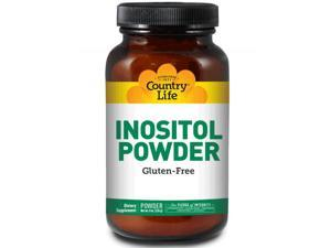 Inositol Powder - Country Life - 8 oz - Powder