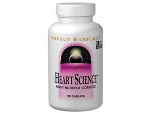 Heart Science - Source Naturals, Inc. - 60 - Tablet
