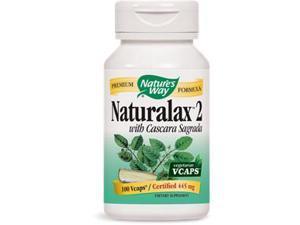 Naturalax #2 - Nature's Way - 100 - Capsule